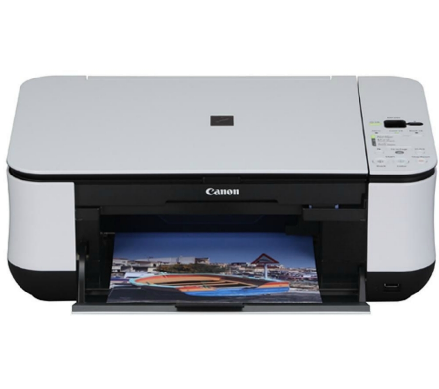 ��������� ������� ������� Canon PIXMA MP250 �������� ����� ��� ��� �������� ������� ������