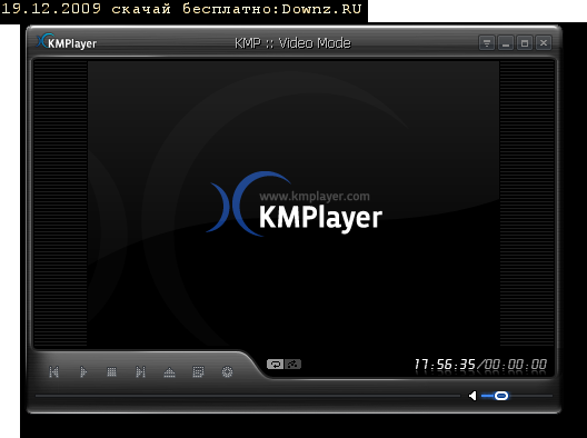 фото KMPlayer плеер для DVD AVI MKV Ogg 3GP MPEG WMV MOV русифицирован
