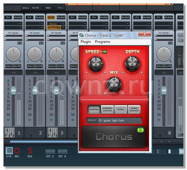 MAGIX Music Maker 2013 Premium ��������� ��� �������� ������ ��������