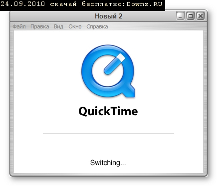 фото QuickTime 7 Quick Time Player 7