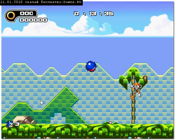 фото Супер Соник ёж соник онлайн игра Sonic Game online Flash